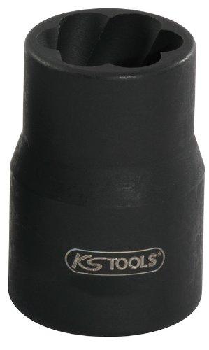 "Preisvergleich Produktbild KS Tools 515.1623 3 / 8"" Sechskant-Kraft-Stecknuss,  lang,  23mm"