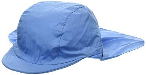 Sterntaler Schirmmütze mit Nackenschutz, Alter: 18-24 Monate, Größe: 51, Samtblau