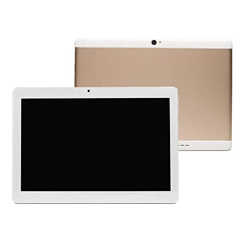 A7 Quad Core 2G RAM 32G Android 7.0 OS Dual 3G Calling 10.1 Inch Tablet - Gold Gprs Edge 3g