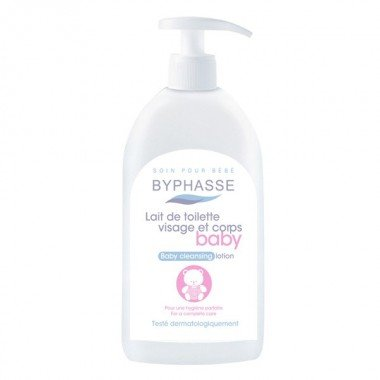 BYPHASSE LOCION HIDR. BABY 500 ML