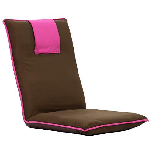 Faules Sofa Lazy Sofa Floor Chair Computer Rückenlehne Stuhl Lazy Couch Tatami Faltbarer Beinloser...