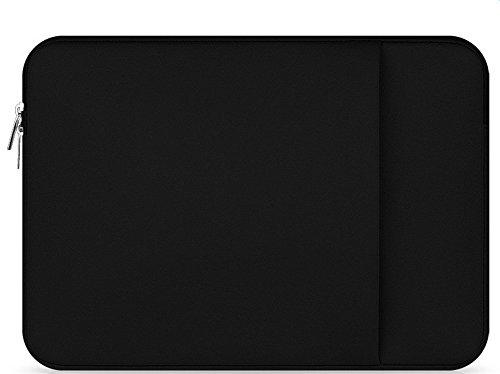 Topdo Estuche portátil para computadora portátil 14 Pulgadas Estuche para Laptop para MacBook Air/MacBook Pro/Laptop – Negro