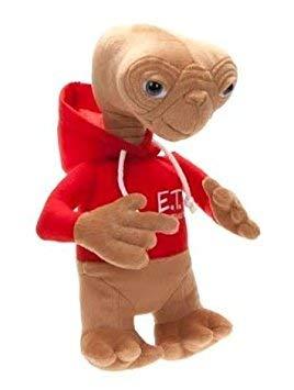 Universal Studios Peluche E.T. El Extraterrestre 30 cms. con Sudadera roja y Capucha