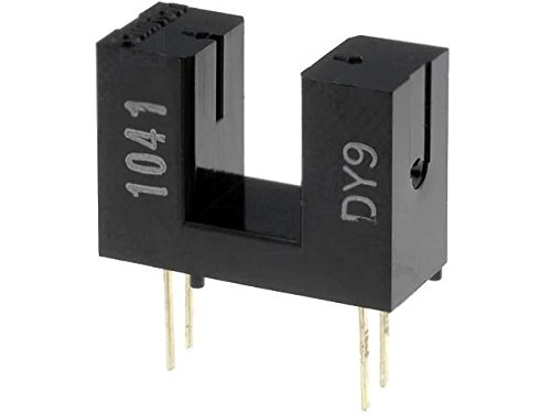EE-SX1041 Sensor photoelectric through-beam with slot Mounting THT OMRON (Slot Sensor)
