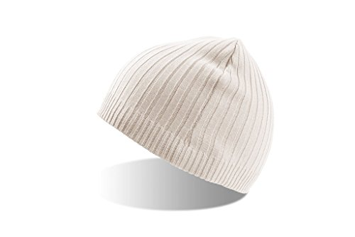 Elastische Baumwoll-Mütze   Atlantis   Coast   (0525), Farbe:white;size:onesize