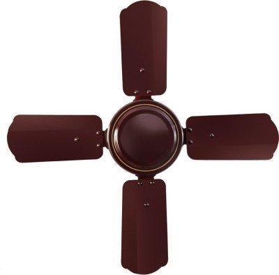 Sameer Gati 24' High Speed Ceiling Fan,Brown
