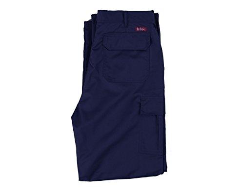Lee Cooper LCPNT205 Cargo Pant - Arbeitshose (Schwarz, 36/32) Blau