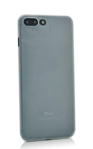 iProtect TPU Schutzhülle Apple iPhone 7 Plus, iPhone 8 Plus Soft Case in matt Rosa IP7 Plus Soft Case matt Weiss