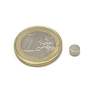Aimangz–50Neodym-Magnete, Maßnahmen 0.5x 0.3cm