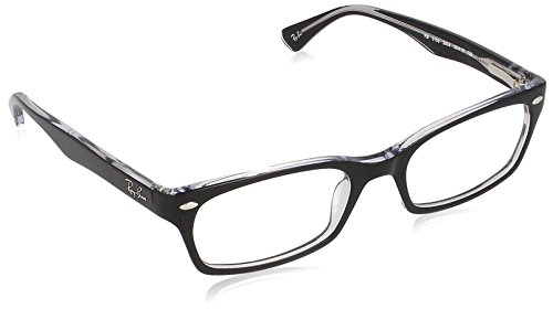 Ray-Ban Korrektionsbrille (RX5150), Schwarz (Negro), 52