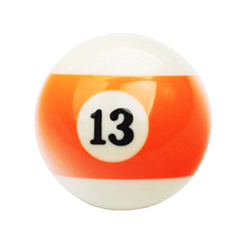 Black Temptation 1 Pcs Cue Sport Snooker USA Pool Billardkugeln 57.2 mm /2-1/4 -NO.13
