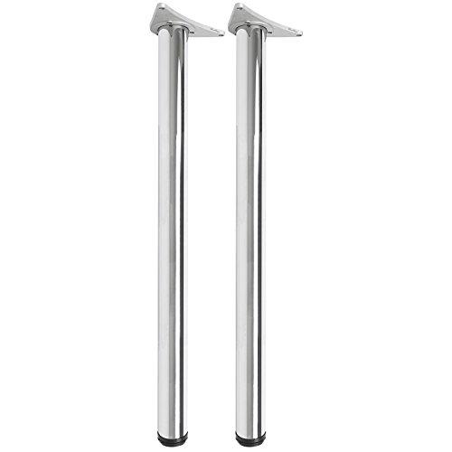 hartleys-870-890mm-adjustable-table-legs-chrome-mirror-finish-pair