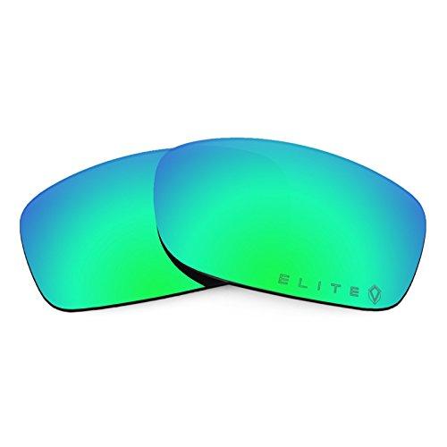 Revant Ersatzlinsen für Oakley Fives 3.0 Polarisierung Elite Rogue Grün MirrorShield®
