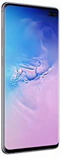 Samsung Galaxy S10 Plus Dual Sim - 128GB, 8GB RAM, 4G LTE, Prism Blue