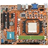 abit A-N68SV - Placa base (4 GB, AMD, Socket AM2, Micro ATX, 5.1)