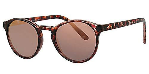 Eyewear World Polarisierte Sonnenbrille, gratis Beutel & Gelb Halskordel, Spiegelungen blockierende rot revo Objektiv, Made in USA