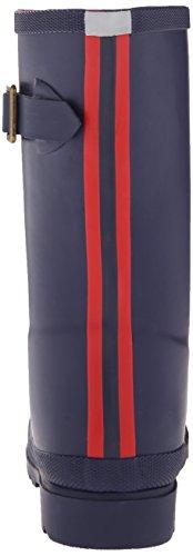 Joules  Field Welly, Bottes doublées garçon Bleu - Bleu (bleu marine)
