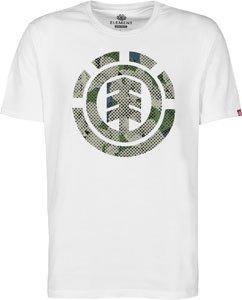 Element Icon Fill T-Shirt Weiß