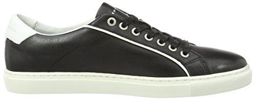 Tommy Hilfiger M2285ount 4a2, Sneakers Basses Homme Noir (Black 990)