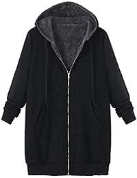 Amazon.it  5XL - Giacche e cappotti   Donna  Abbigliamento 26bb7811480