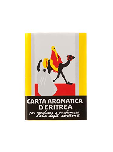 Carta Eritrea 24 Strisce deodorante per ambient