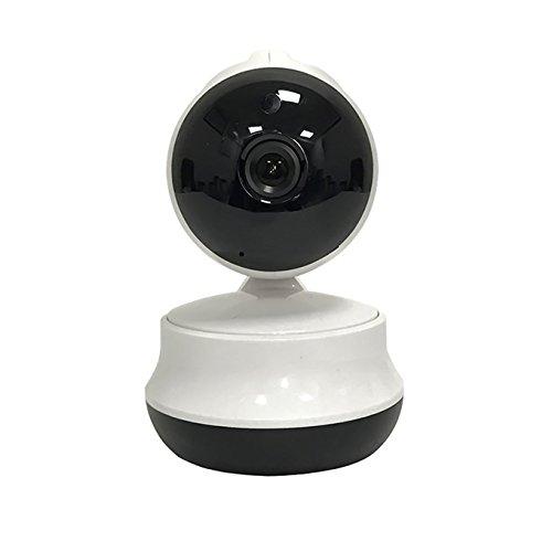 Baby / Pet Monitor, 720p HD Wireless WiFi Home Security Kameras, Unterstützung Domestic QQ Login 3D Echo Noise Reduction Zwei-Wege-Voice