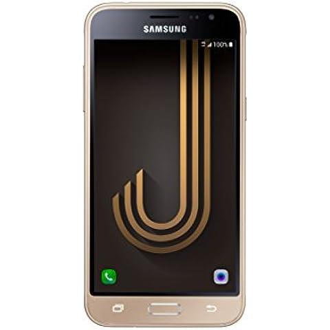 Samsung J320 Galaxy J3 (6) Smartphone da 8GB, Mono Sim,