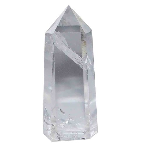 Bergkristall mit Spitze