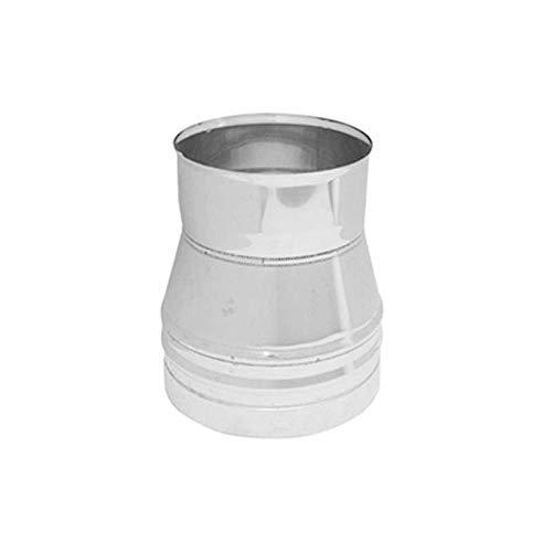 LE TOP EPAISSEUR DOUBLE 2 MT MISTERMOBY TUBE FLEXIBLE ACIER INOX /Ø 60 MM CERTIFICAT