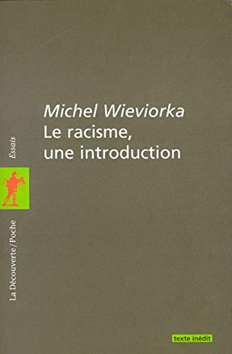 Racisme : une introduction par Wieviorka