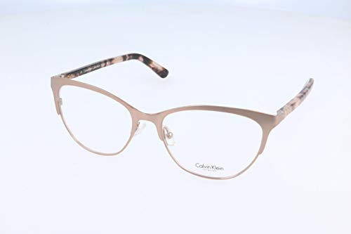 Calvin Klein Damen Brillengestelle, Multicolour, 53