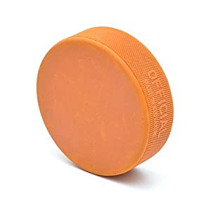 Schanner SHER-Wood Practice Puck 'Heavy/orange' – 280 Gr.