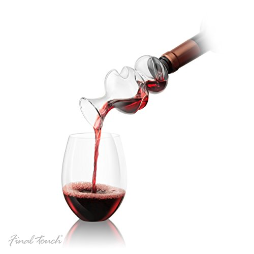 Conundrum Aerator/Pourer by Final Touch