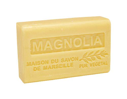 Provence Seife Magnolia (Magnolie) - Karité 125g -