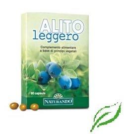 NATURANDO - QUOTIDIANA BOCCA ALITO LEGGERO 60 CPS.