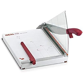 A4 Papierschneider Stapelschneider bis 500 Blatt Schneidemaschine Hebelschneider