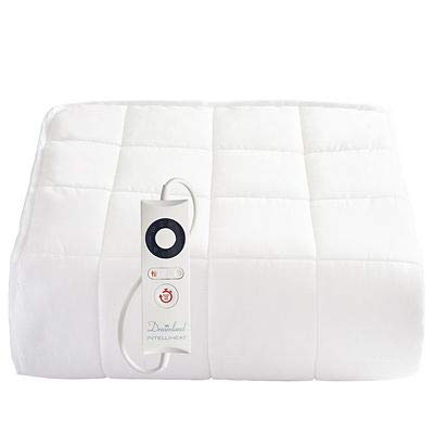 Dreamland Heated Mattress Protector Quilted Cotton Double Best Price and Cheapest