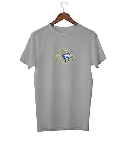Fight Battle_KK017552 Shirt T-Shirt für Männer Herren Tshirt for Men Gift for Him Present Birthday Christmas - Men's - 2XL - White ()