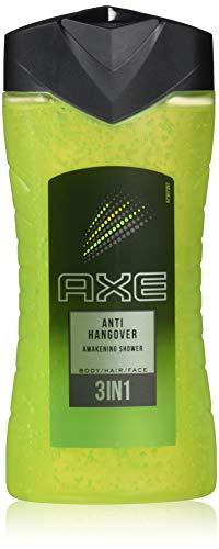 AXE 3-in-1 Anti-Hangover Body | Hair | Face dermatologisch getestet, 6er Pack (6 x 250 ml)