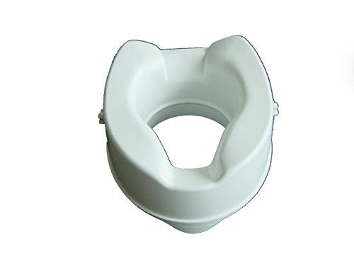 Toilettensitz Erhöhung WC Sitz Erhöhung 14 cm Top von ADOB