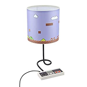 Super Mario – NES Controller – Tischlampe   Offizielles Merchandise