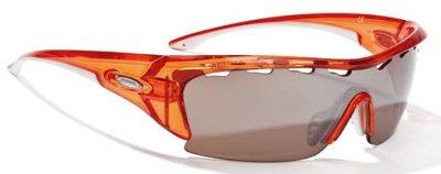 Alpina PRAFFIX 3.0, orange transparent CERAMIC mirror platinum, -