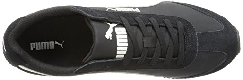 Puma Rio Speed Blue White Womens Trainers Black White
