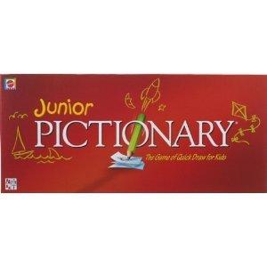 Games Pictionary Junior