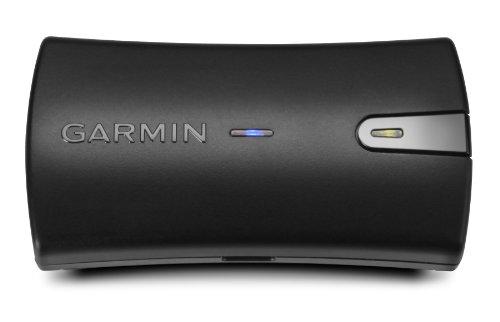 Garmin GLO - Receptor para GPS (Bluetooth, USB, 1100 mAh), negro
