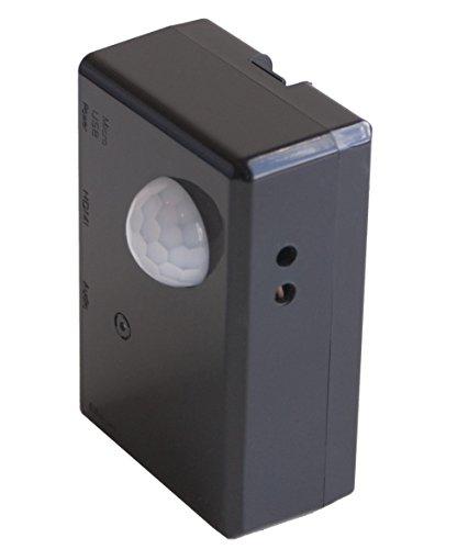 Preisvergleich Produktbild SPI-BOX Raspberry Pi 2 PIR-Bewegungsmelder aktiviert Überwachungskamera Starter Kit