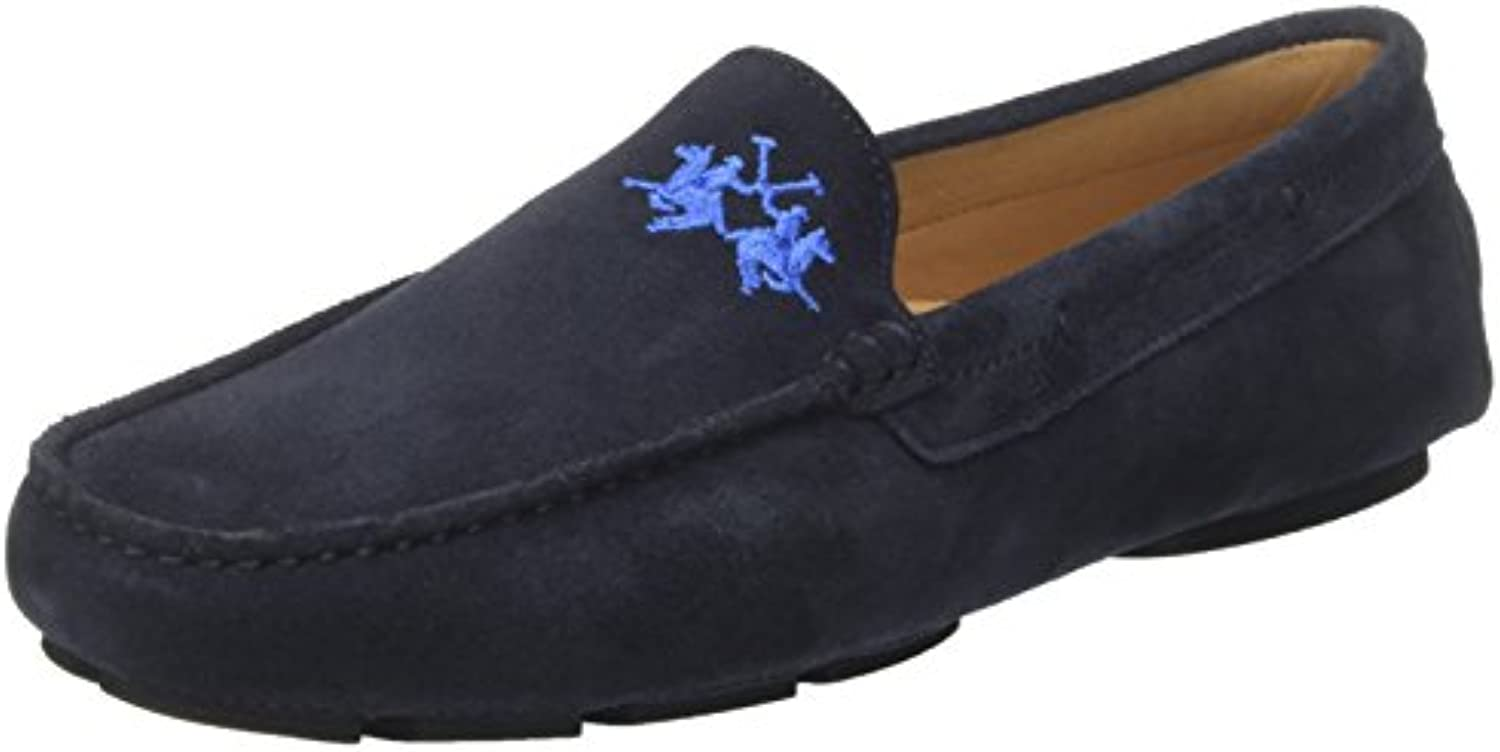 La Martina Herren Mocassino Slip on
