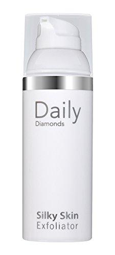 Daily Diamonds Silky Skin Exfoliator - 50 ml - Enzympeeling sanft & tiefenwirksam ohne mechanische Reibung - ideal auch bei Unreinheiten &...