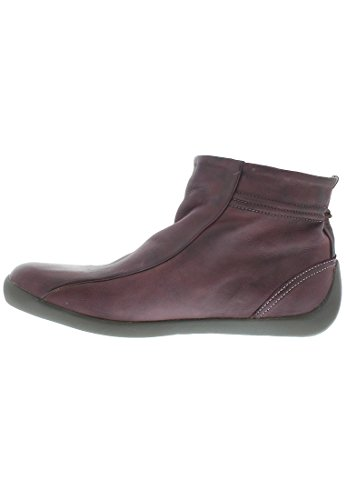 Softinos Damen Nea341sof Kurzschaft Stiefel Lila