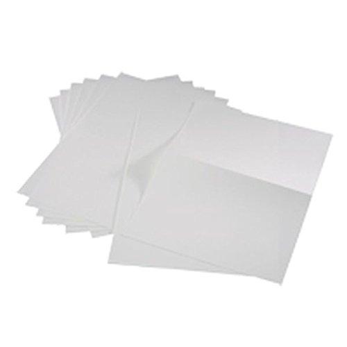 LEMAX® Papiereinlagen für Türschild Orlando, zum Selbstbeschriften, 148x110mm, 10/VE